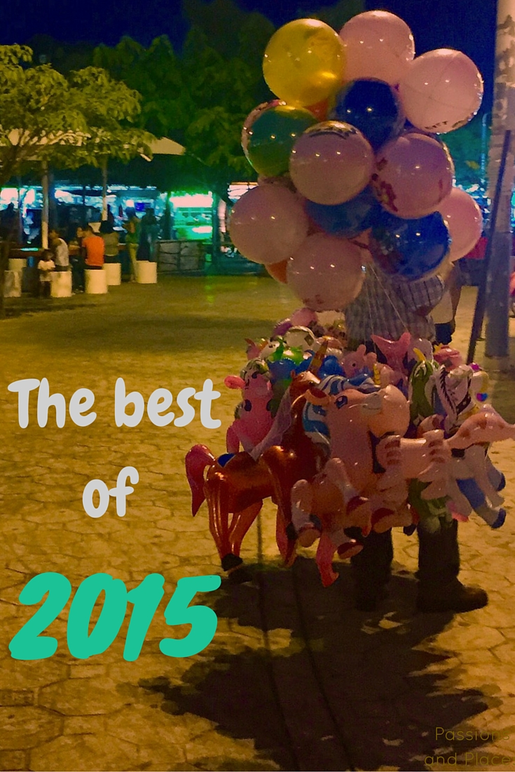 Jen's top experiences in 2015: finding a lively market in Cancun, contributing to a book, and more.