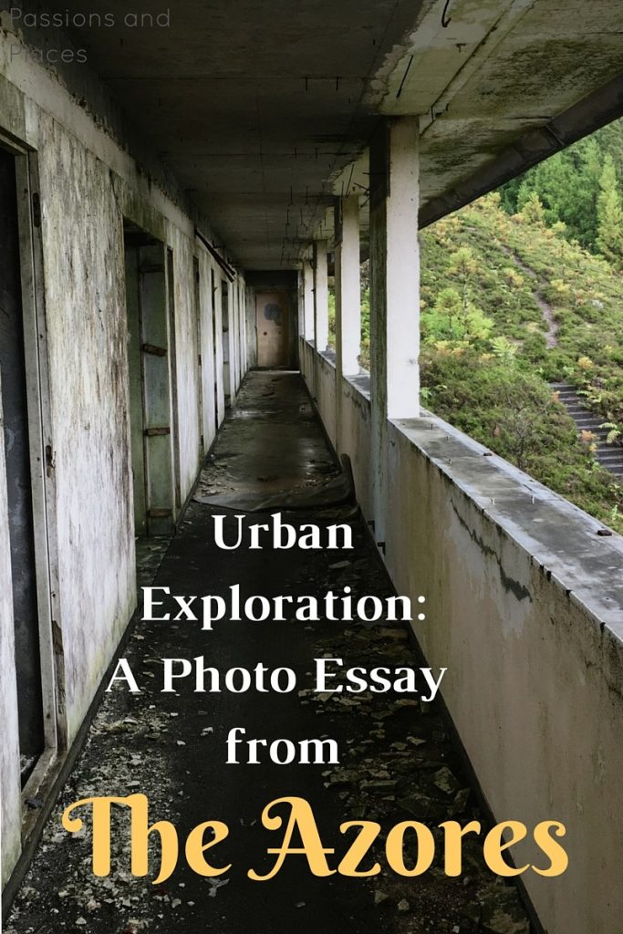 This photo essay on urban exploration tells the story of an abandoned hotel we discovered while hiking in the Azores.
