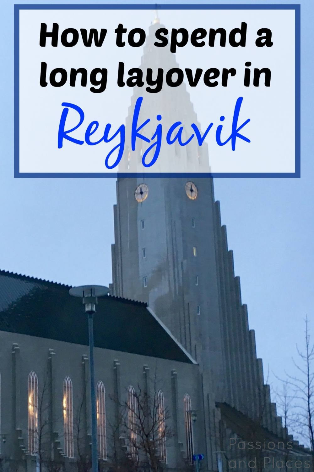 Have a long layover in Iceland? Follow this itinerary to explore Reykjavik in 24 hours - it's enough time to visit hot springs, the Icelandic Phallological Museum, Hallgrimskirkja Church, and more.