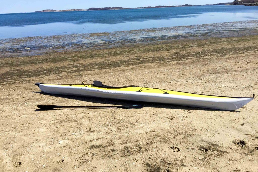 Wish you had a place to store a kayak, and that you could easily transport it to the best destinations? A folding boat might be just the thing you need.