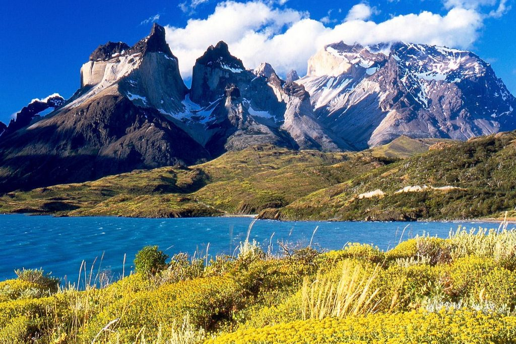 Ryan's top five countries to visit? Chile, Dominica, Namibia, Norway, Tajikistan. All places that are ripe for adventure.