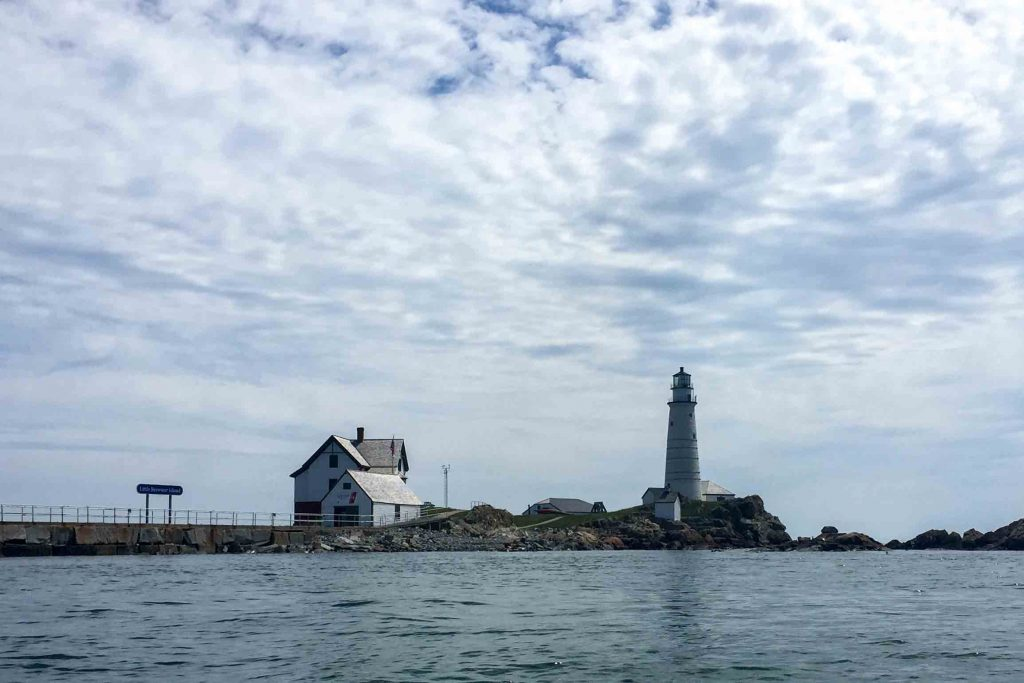 Paddling through History: A Kayak Tour of the Boston Harbor Islands