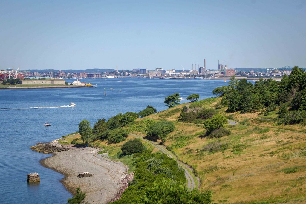 If you have the chance to travel to Boston, Massachusetts, head to the Boston Harbor Islands for both history and nature. This kayaking guide shows you how to paddle to Spectacle Island, Peddocks Island, and more.