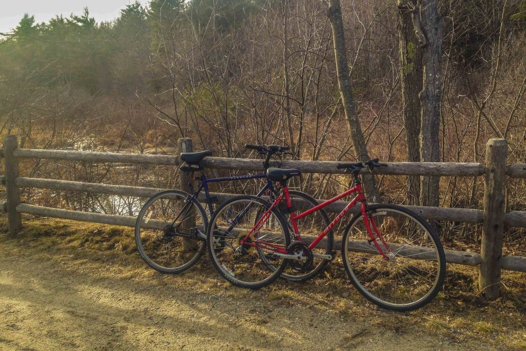 Cycling New England: The Top 5 Rail Trails