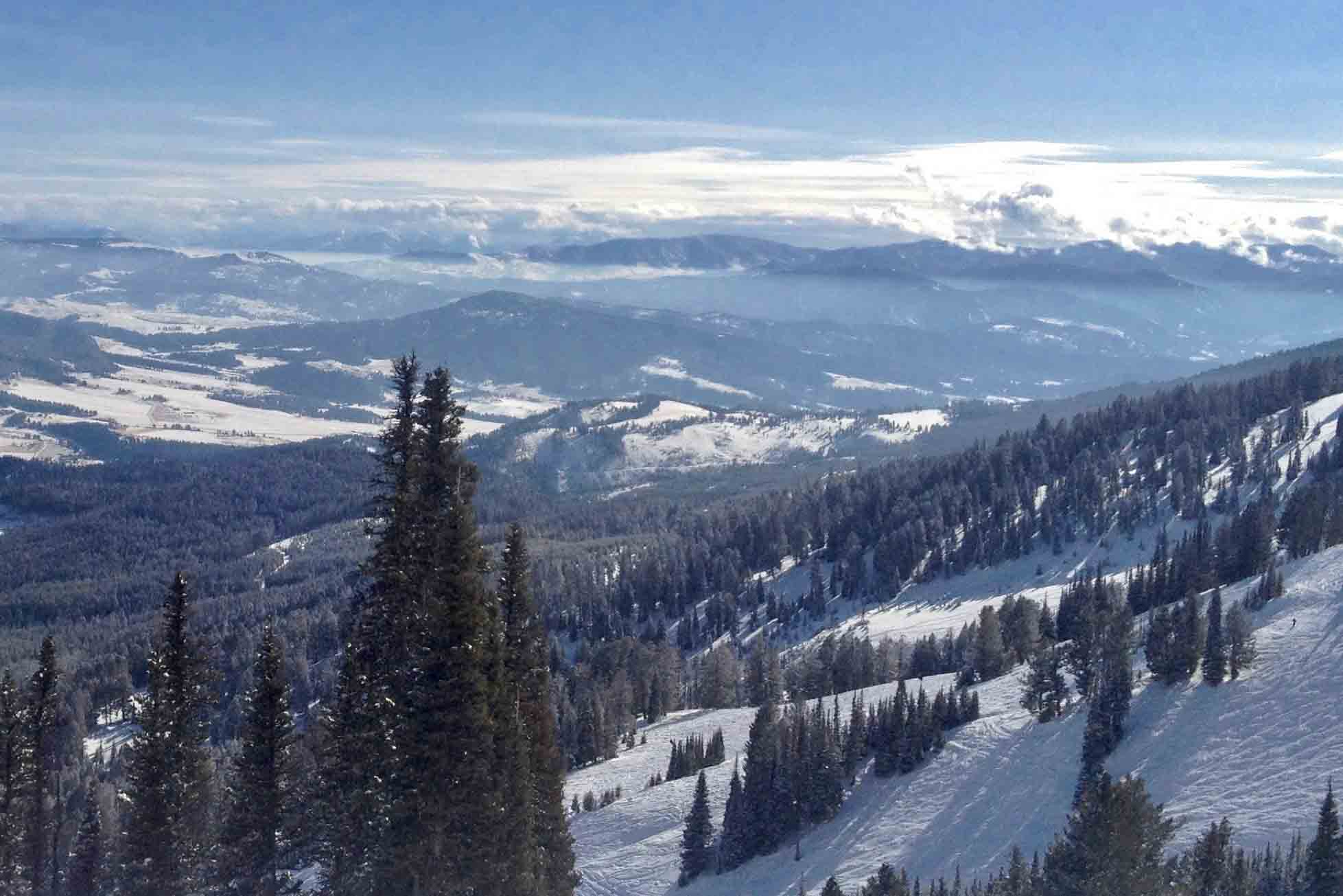 ski like a local: 6 lesser-known ski areas in montana | passions and