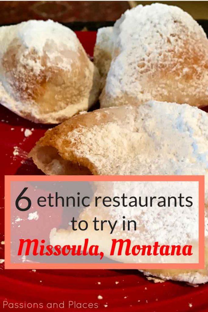 Indian Food Missoula