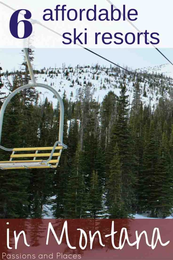 Ski Like A Local 6 Lesser Known Ski Areas In Montana