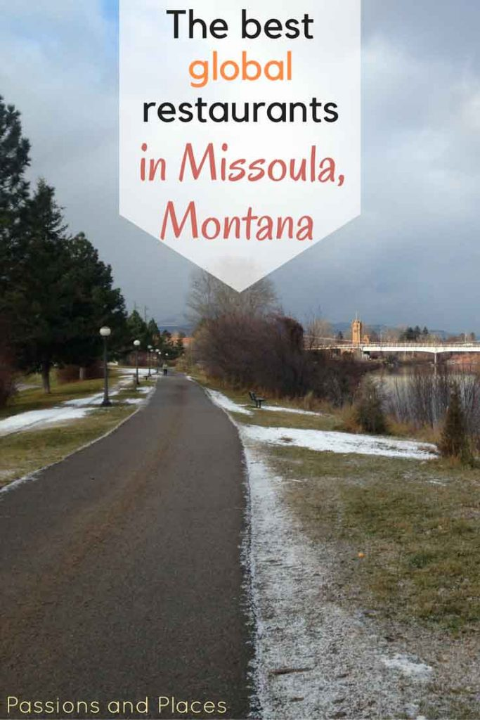 If you're a food lover planning to travel to Montana, a state that's not exactly known for a foodie culture or global cuisine, fear not! Head to the state's hippie capital and college town of Missoula for some of the best ethnic restaurants around, and try Brazilian, Indian, Cajun, and more.