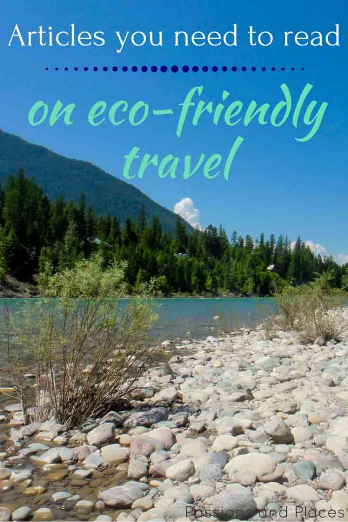 Whether you call it eco-travel, sustainable travel, green travel, or something else, this link round-up includes some of the best resources on travel, sustainability, and the environment - just in time for Earth Day 2017. This reading list has tips on vacation planning, destinations, animal welfare, and plenty of information on why we should care about how travel affects the planet.