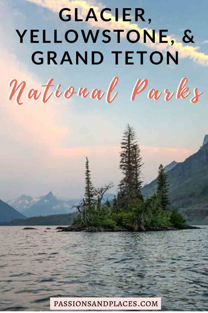 If you're thinking about a U.S. road trip, chances are you've got some national parks on your radar. The three national parks in Montana and Wyoming are among the country's most popular: Glacier, Yellowstone, and Grand Teton. Find tips on on the top things to do in each park and the towns nearby. Highlights include Old Faithful, Going-to-the-Sun Road, Jenny Lake, and the towns of Bozeman, Whitefish, and Jackson. #glacierpark #yellowstone #grandteton #montana #wyoming