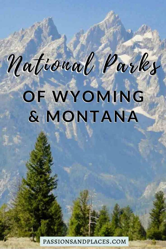 If you're thinking about a road trip or other travel in the American West, chances are you've got some national parks on your radar. The national parks in Montana and Wyoming are three of the most popular: Glacier National Park, Yellowstone National Park, and Grand Teton National Park. Here are our tips on the top things to do in each park and the towns nearby. Highlights include Old Faithful, Going-to-the-Sun Road, Jenny Lake, and the towns of Bozeman, Whitefish, and Jackson. #montana #wyoming #grandteton #yellowstone #glacierpark #nationalparks