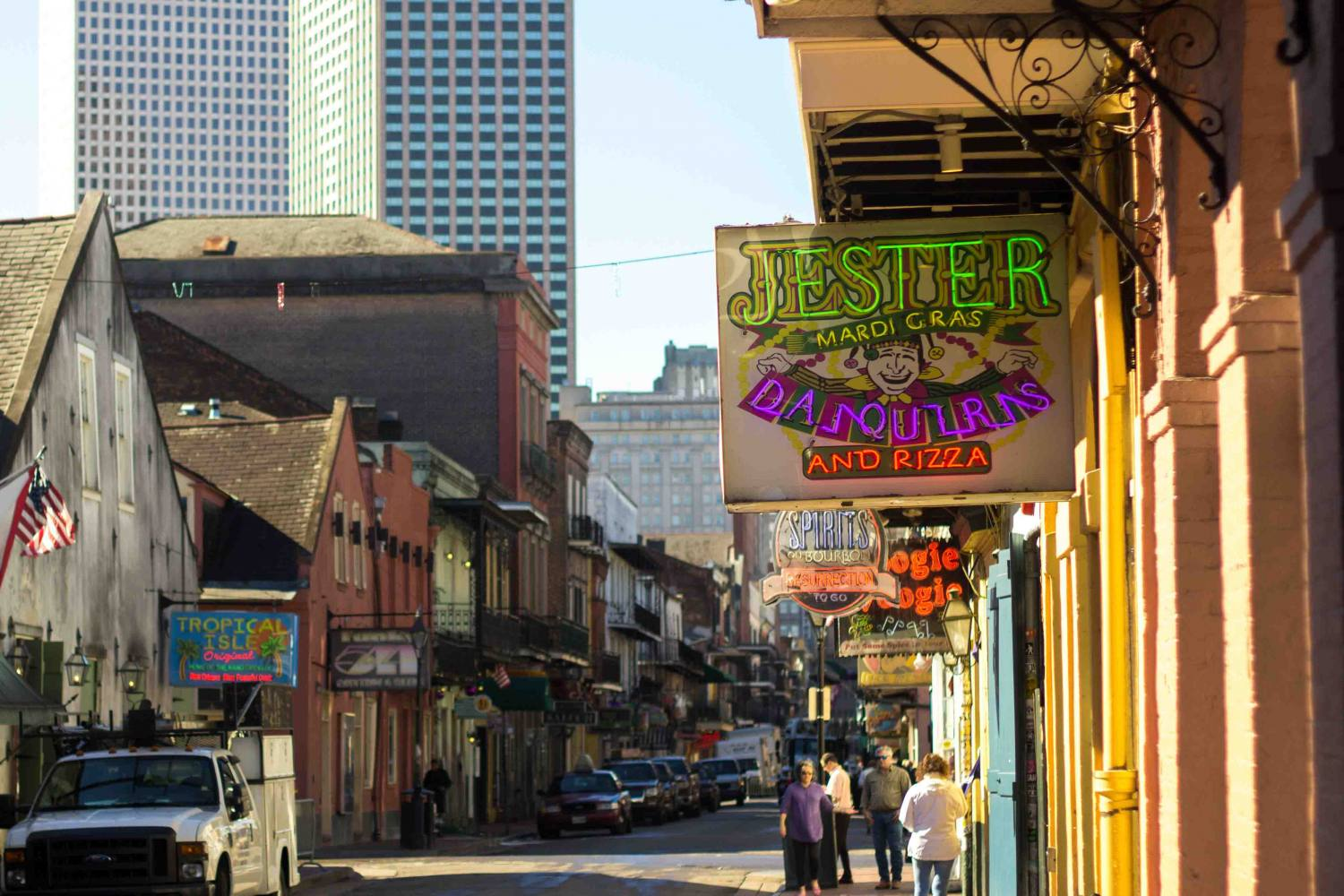 New Orleans, Louisiana, is largely known for Mardi Gras parades and year-round parties on Bourbon Street and elsewhere in the French Quarter - but it has so much more to offer. It's also a place visitors can learn about history, ecology, climate change, slavery, voodoo, and more. NOLA makes a great stop on a historical road trip through the Deep South with a focus on human rights and social justice issues.