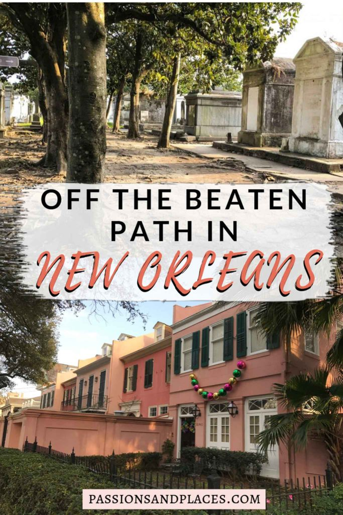 New Orleans, Louisiana, is largely known for Mardi Gras parades and year-round parties on Bourbon Street and elsewhere in the French Quarter - but it has so much more to offer. It's also a place visitors can learn about history, ecology, climate change, slavery, voodoo, and more. NOLA makes a great stop on a historical road trip through the Deep South with a focus on human rights and social justice issues. #NewOrleans #NOLA #Louisiana