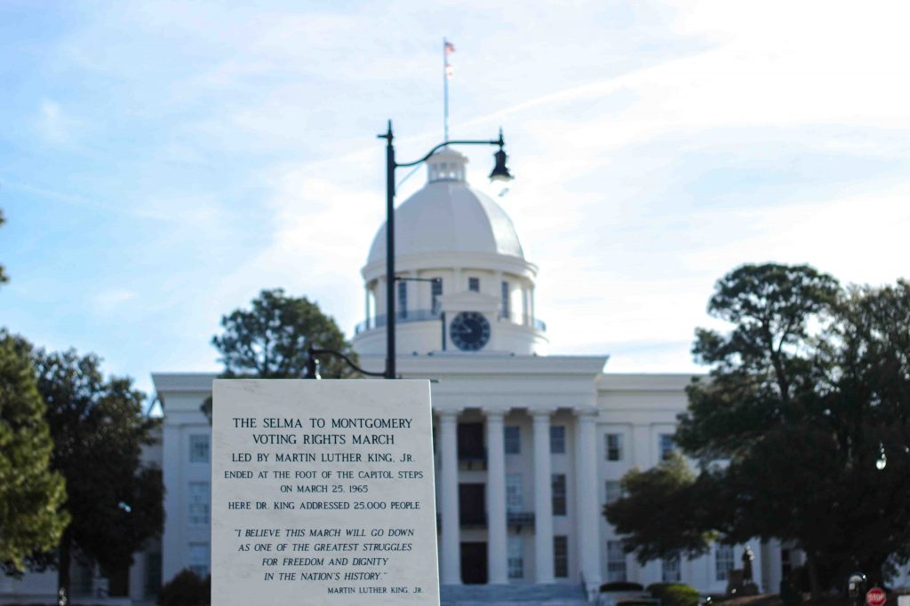 Seeing History Repeat Itself: An Alabama Road Trip