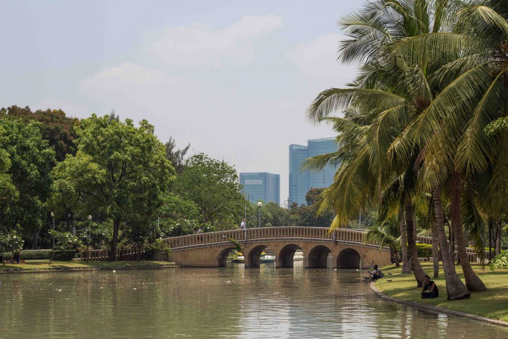The capital of Thailand is a sprawling urban metropolis, so it might surprise you that this city has many wonderful green spaces - and they're some of the most underrated Bangkok attractions. The best parks in Bangkok are great places to relax and feel like you've escaped the city for an afternoon, so put Lumpini Park, Chatuchak Park, or another green space on your travel itinerary. Bonus: some of these parks make great things to do in Bangkok for kids.