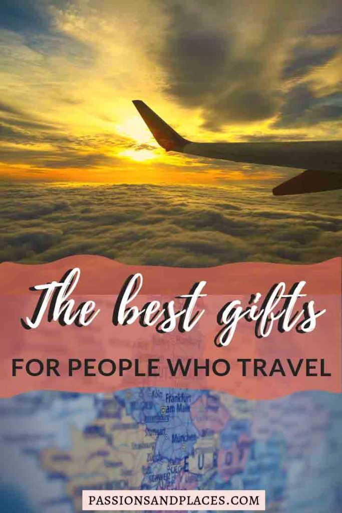 This travel gift guide has some of the best gifts for travelers, including people of all ages, genders, and travel preferences. Beautiful travel decor, useful electronics, and practical travel gear make some of the best gifts for people who travel. Read the full post for exact recommendations of unique travel gifts your friends and family will love!