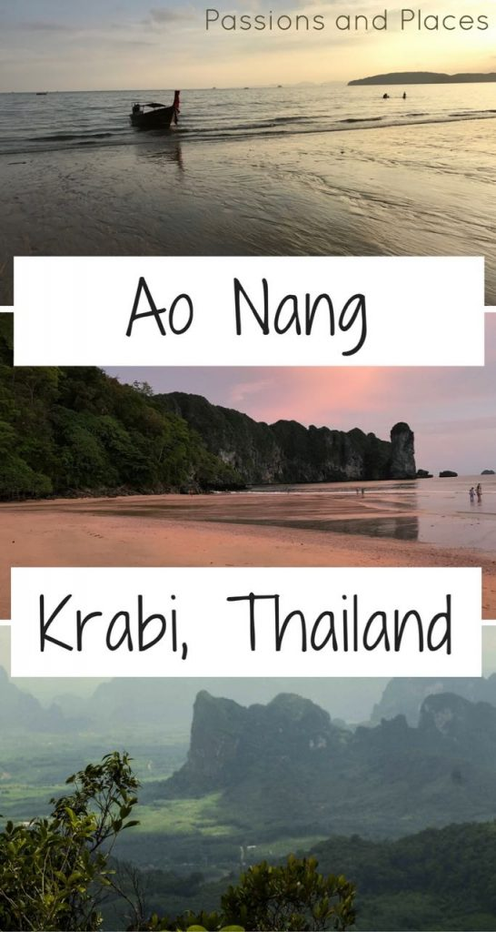 Ao Nang is a beach town in Krabi province and one of the most popular spots in southern Thailand. It has those stunning karsts and easy access to lots of nearby Thai islands, but it's one of the most touristy and overpriced towns in Thailand. If you're planning to travel to Krabi, here's the best and worst of what to expect.