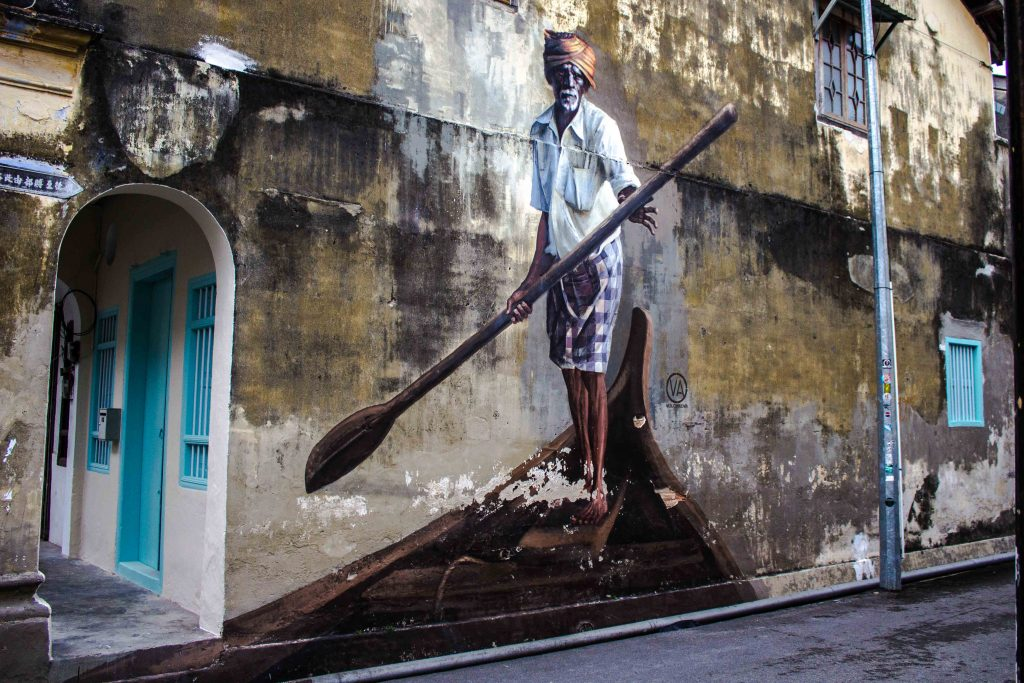 Malaysia's Melting Pot: Exploring the Culture of George Town, Penang