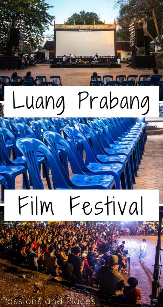 Located right on the Mekong River in Luang Prabang, Laos, the annual Luang Prabang Film Festival is one of the country's leading cultural events, showcasing films from across Southeast Asia. If you travel to Laos in December, make sure you head to Luang Prabang for the festival.