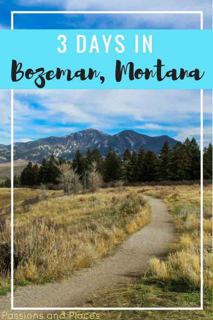 Bozeman, Montana, is a haven for outdoors activities, from skiing and snowshoeing to hiking and kayaking. If you love the outdoors - and want your adventures complemented by good restaurants, strong coffee, and local beer - use our 3-day itinerary when you travel to Bozeman.