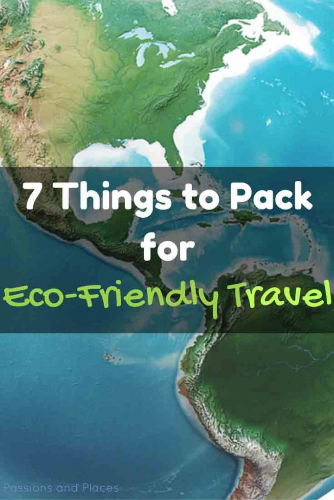 Eco-travel starts with what's in your bag. Here's a packing list to make your next trip more eco-friendly.
