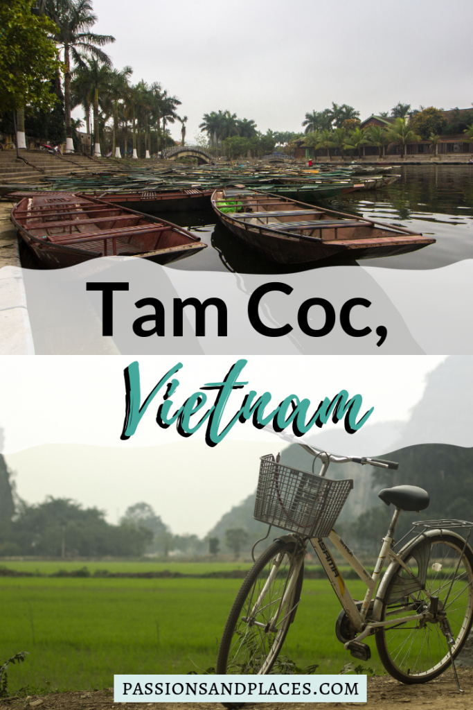 "The area around Ninh Binh and Tam Coc in northern Vietnam is often called ""Halong Bay on Land,"" and the breathtaking scenery is perfect for boat trips and bike rides. Many tourists visit these towns on a quick day trip from Hanoi, but it's well worth sticking around a bit longer."