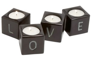 Inspirational Candle Holders