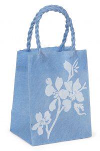Silk Paper Gift Bag