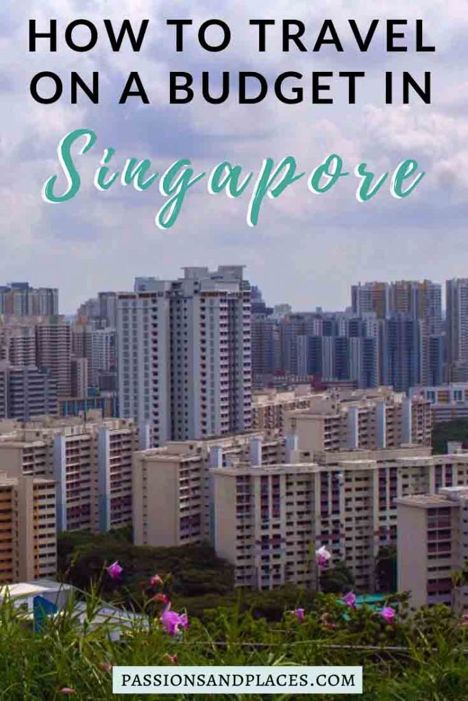 Singapore is the world's most expensive city, and travel there is shockingly pricey compared to the rest of Southeast Asia. Backpacking Singapore on a tight budget is a challenge, but these tips will help! From accommodations and food to transportation and things to do, this guide explains has the best ways to save money in Singapore. #Singapore