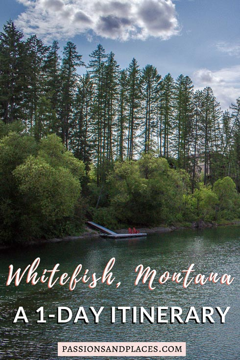 Whitefish, Montana, is the gateway to both Glacier National Park and Whitefish Mountain Resort, making it a popular year-round destination. This area of Montana has iconic mountain views, world-class skiing and hiking, and tons more outdoor activities to offer. But save some time to explore the town itself, too. Here's how to experience all the best things to do in Whitefish, MT, even if you only have one day. #whitefish #whitefishmt #westernmontana