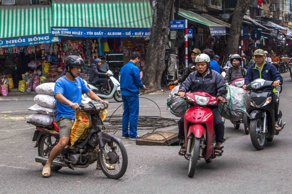 If you're planning a trip to Vietnam, make sure you take one of these great tours of Hanoi. The non-profit Hanoi Free Walking Tours runs student-guided tours of Hanoi's Old Quarter, the French Quarter, and even a food tour. The Old Quarter tour covers some of the city's top sights, including the Guild Streets and Hoan Kiem Lake, and it's easily one of the best things to do in Hanoi.