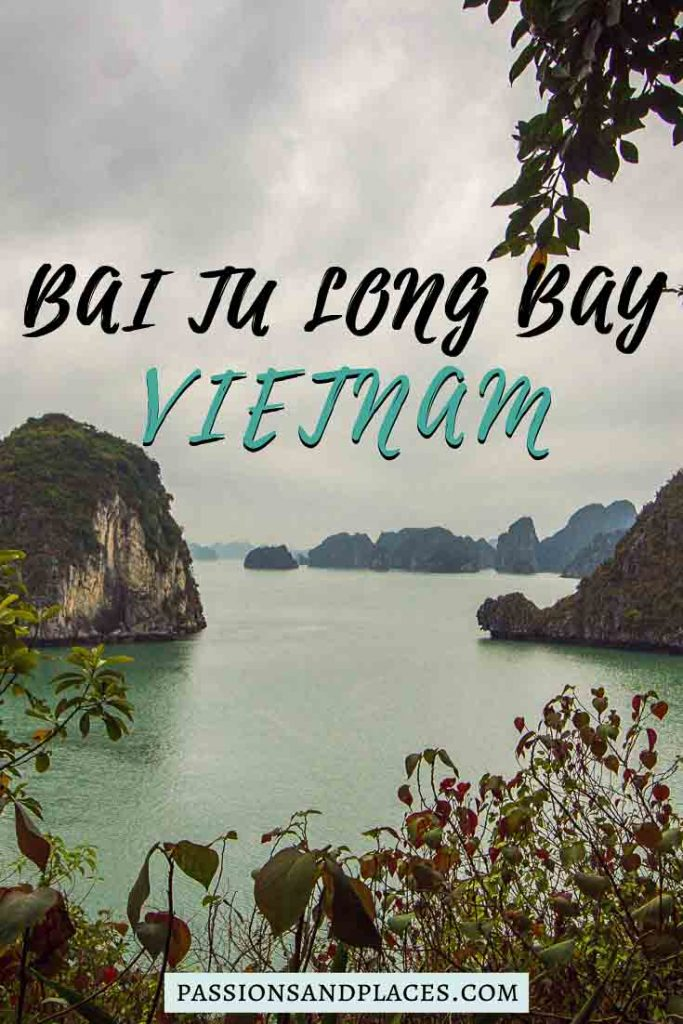 A Halong Bay cruise is among the top things to do in Vietnam - but the bay has become overcrowded, heavily polluted, and unsustainable. For a more ethical trip, visit a Halong Bay alternative like neighboring Bai Tu Long Bay, Vietnam, instead. Here's what to consider about Bai Tu Long Bay or Halong Bay, plus a guide to planning your trip. #Vietnam #HalongBay #BaiTuLongBay