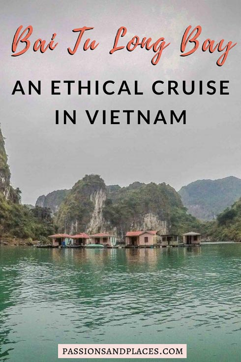 Halong Bay is the most iconic attraction in Vietnam, but it's also famously overcrowded and heavily polluted. For a more peaceful and sustainable trip, consider taking a Bai Tu Long Bay cruise instead. The Dragon Legend cruise is intimate, luxurious, and it'll take you through some truly jaw-dropping scenery. #Vietnam #HalongBay #BaiTuLongBay