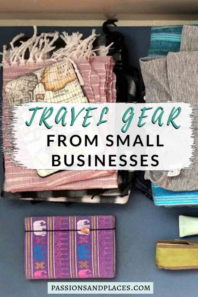 Buying the travel and outdoor gear you need is a chance to support small businesses and shop sustainably. These eight travel products are all unique, high-quality, and ethical, and they're the perfect way to celebrate Small Business Saturday. From hiking clothes to yoga towels to camera bags, you'll want to put these items on your holiday shopping list (or wishlist!). #SmallBusinessSaturday #smallbusinesses