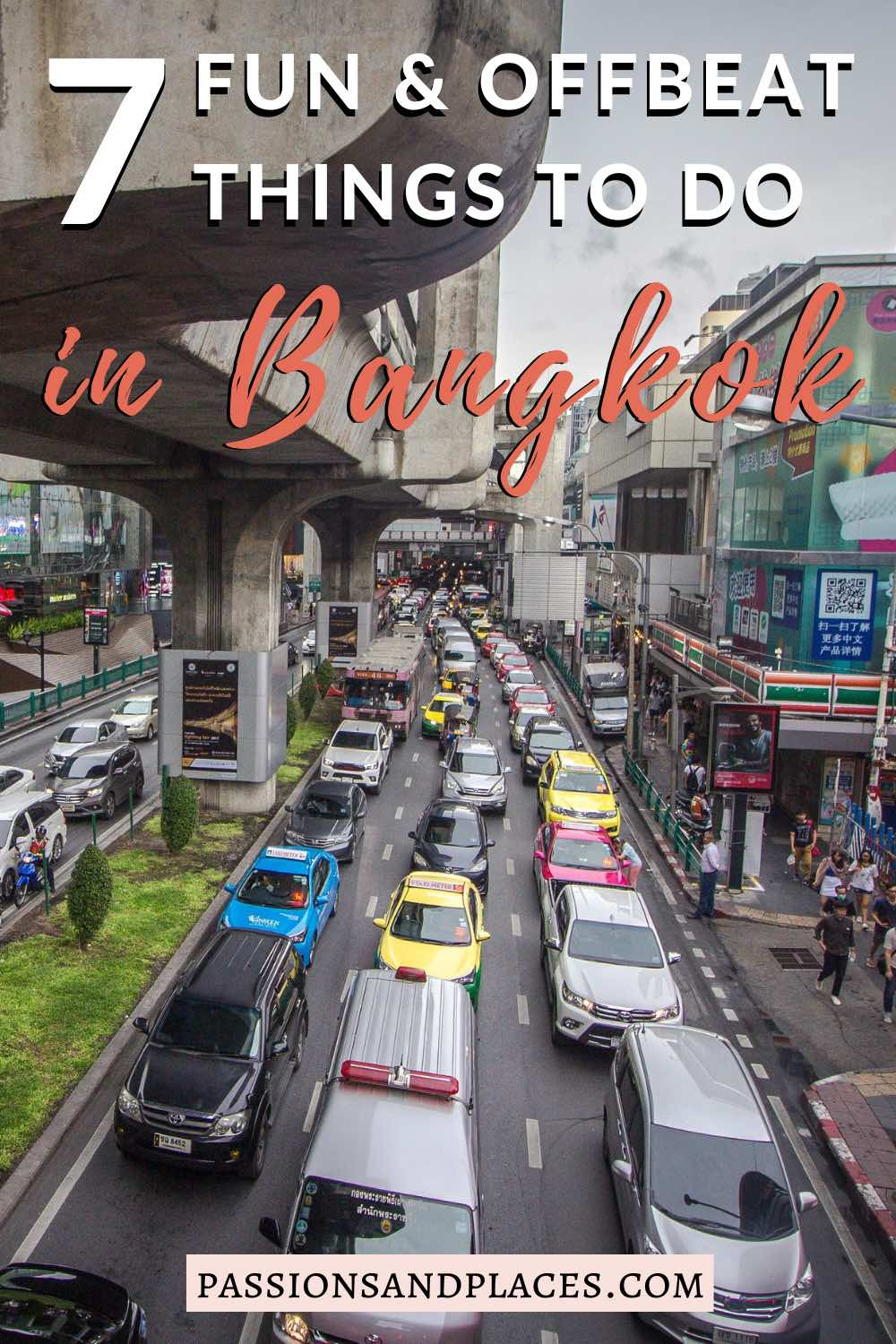 The top Bangkok attractions have been listed a million times - but what if you want to experience Bangkok off the beaten path? If you've already seen the city's must-do sights, head to one of the spots on this list during your next trip. From quirky museums to one-of-a-kind stores, these are some of the best non-touristy things to do in Bangkok. #Bangkok #Thailand #BKK