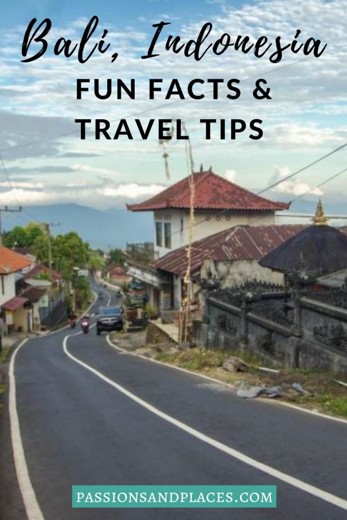 Whether you're a traveler, trivia buff, or student, you'll want to learn these interesting facts about Bali, Indonesia. Learn about the island's people and culture, plus how to make the most of a trip! #indonesia #bali #baltrip