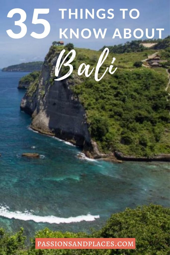This list of fun facts about Bali, Indonesia, has all the most interesting things to know about the Island of the Gods. Learn about its people, history, and more! #bali #visitbali #indonesia